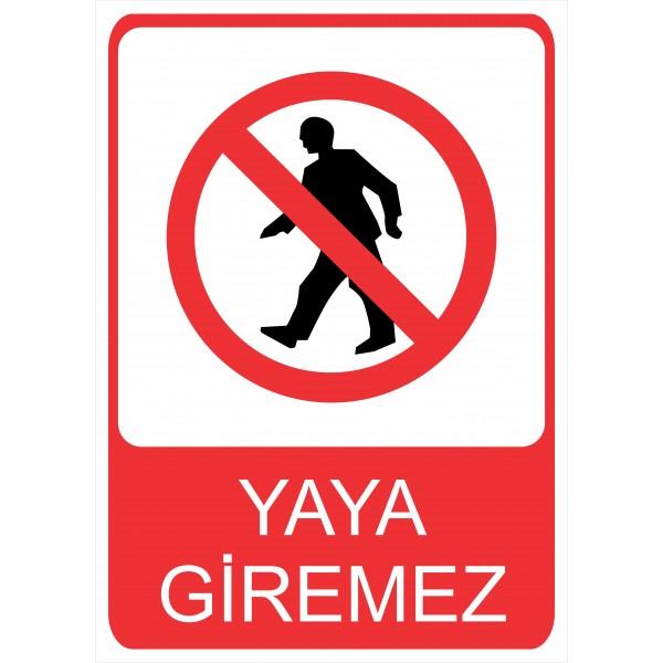 Yaya Giremez Pvc Levha