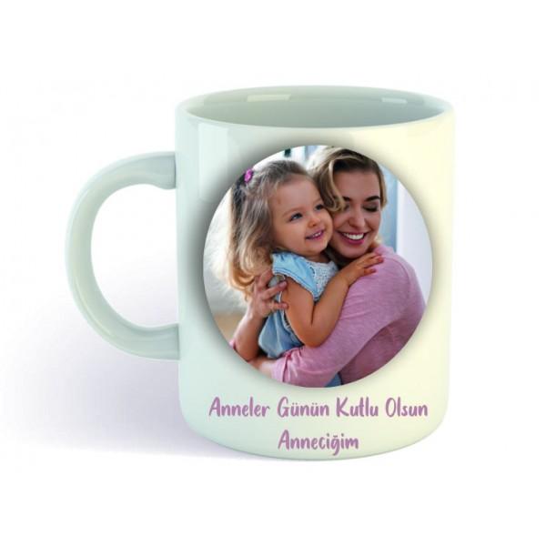 Anneler Günü Hediye Kupa Bardak