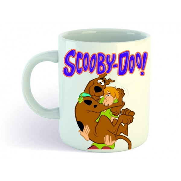 Scooby Doo Kupa Bardak