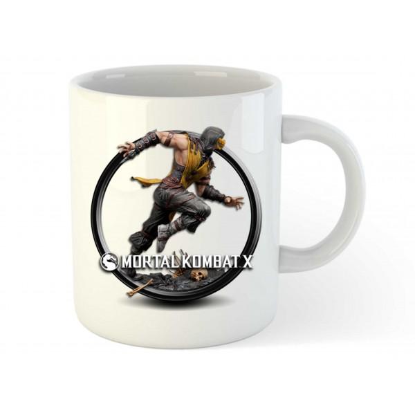 Mortal Kombat Kupa Bardak