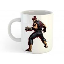 Street Fighter Kupa Bardak