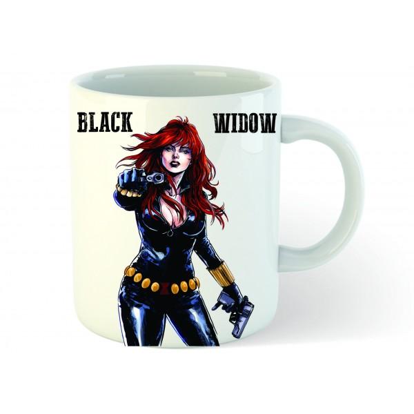 Black Widow Kupa Bardak