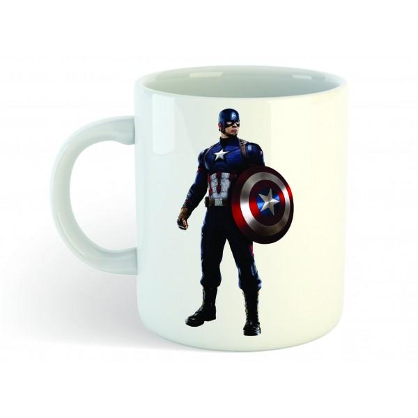 Kaptan Amerika Kupa Bardak