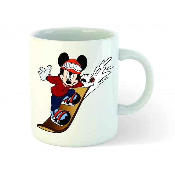 Mickey Mouse Kupa Bardak