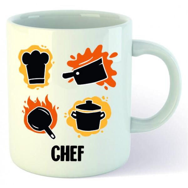 Aşçı Kupa Bardak