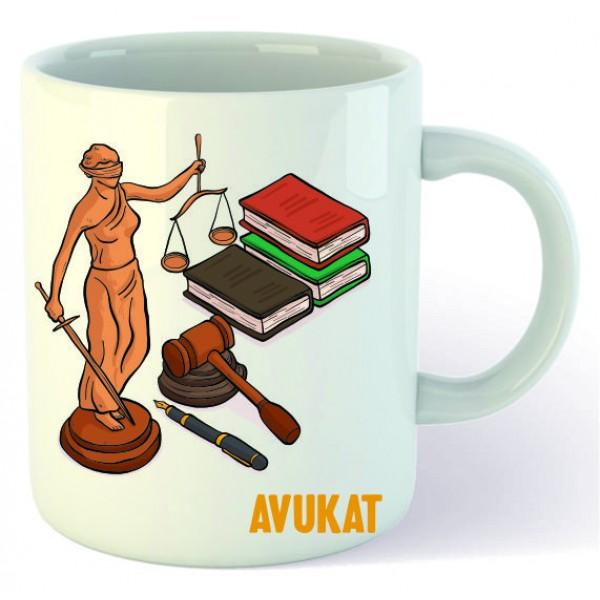 Avukat Kupa Bardak