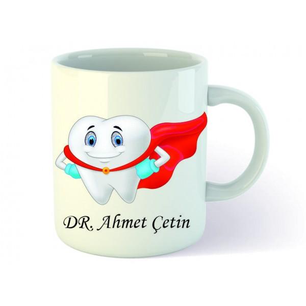 Diş Doktoru Kupa Bardak