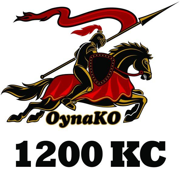 OynaKO 800 KC + 200 Bonus + 200 Super Bonus