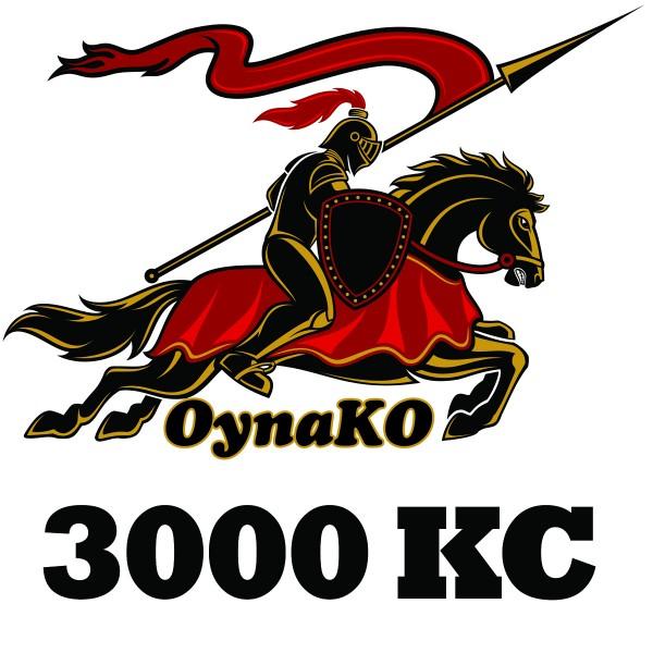 OynaKO 2000 KC + 500 Bonus + 500 Super Bonus