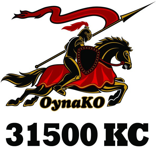 OynaKO 20000 KC + 5000 Bonus + 6500 Super Bonus
