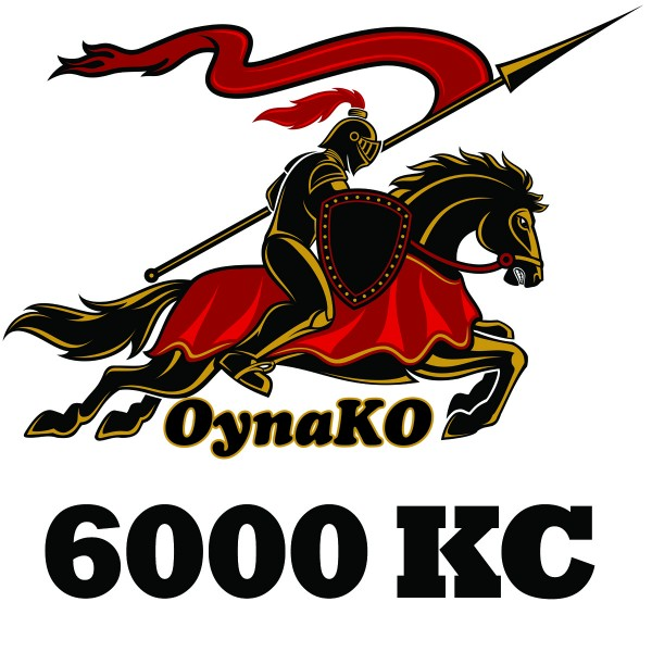 OynaKO 4000 KC + 1000 Bonus + 1000 Super Bonus
