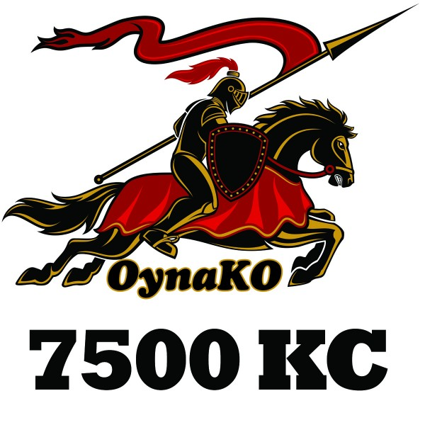 OynaKO 5000 KC + 1250 Bonus + 1250 Super Bonus