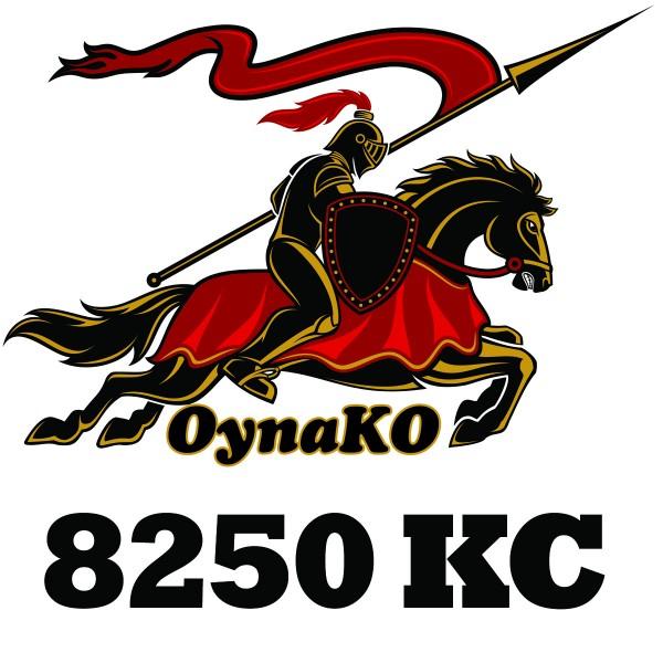 OynaKO 5500 KC + 1375 Bonus + 1375 Super Bonus