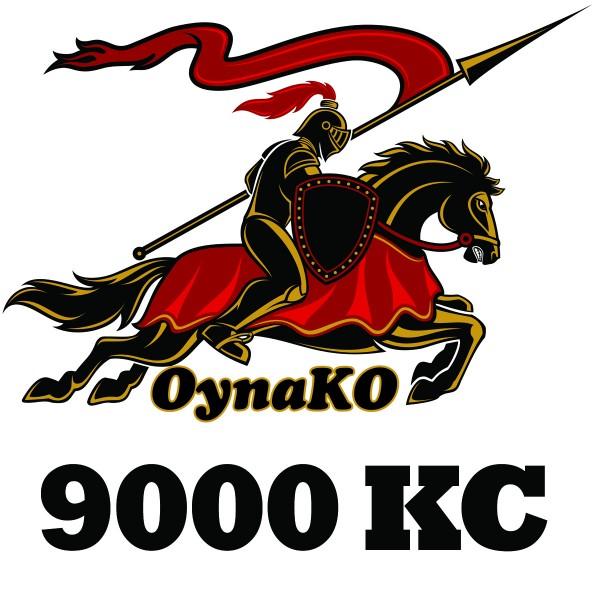 OynaKO 6000 KC + 1500 Bonus + 1500 Super Bonus