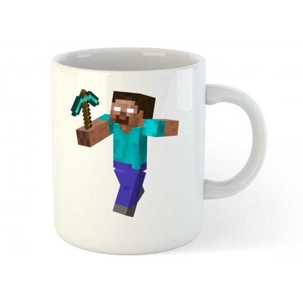 Minecraft Kupa Bardak