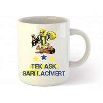 Kişiye Özel Fenerbahçe Taraftar Kupa Bardak