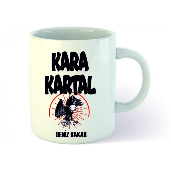 Kişiye Özel Beşiktaş Taraftar Kupa Bardak