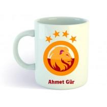 Kişiye Özel Galatasaray Taraftar Kupa Bardak tags4