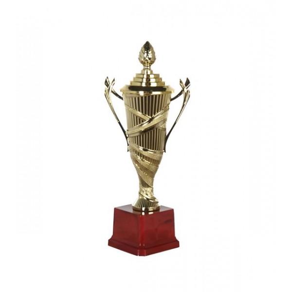 Fiyong Dizaynlı Ödül Kupası 28 Cm
