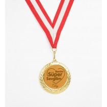 Altın Sonsuz Madalyon