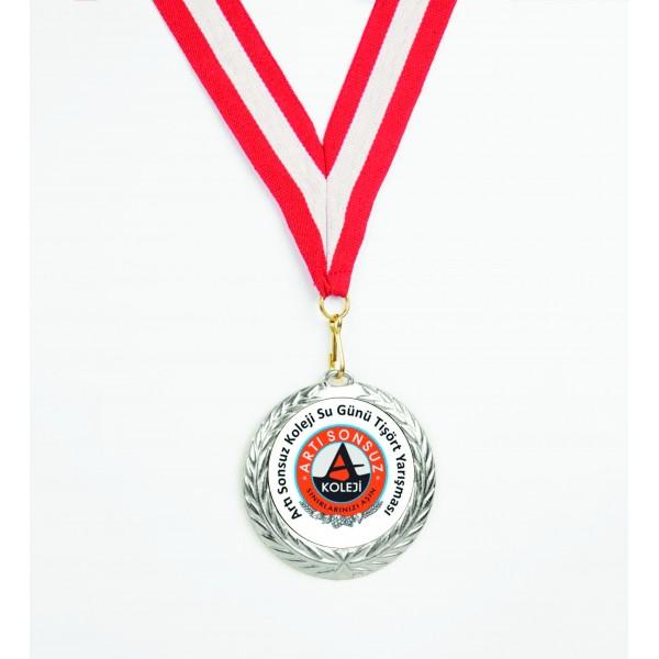 Gümüş Sonsuz Madalyon