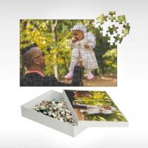 130 Parça A3 Puzzle